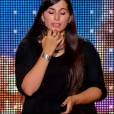 La jeune Polla, dans  Incroyable Talent 2015  sur M6 (épisode du mardi 17 novembre 2015).