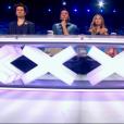 Le jury, dans  Incroyable Talent 2015  sur M6 (épisode du mardi 17 novembre 2015).
