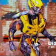 Wesley Jones, dans  Incroyable Talent 2015  sur M6 (épisode du mardi 17 novembre 2015).