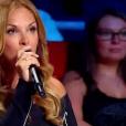 Hélène Ségara, dans  Incroyable Talent 2015  sur M6 (épisode du mardi 17 novembre 2015).