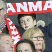 Frederik et Christian de Danemark : Père et fils contrariés par Zlatan