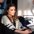 Capucine Anav devient productrice et actrice ! Novembre 2015.