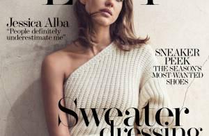 Jessica Alba, belle d'hiver :