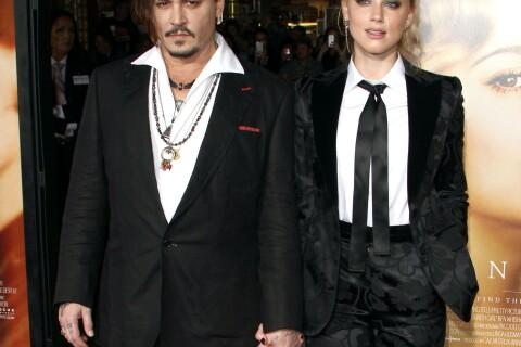 Johnny Depp et Amber Heard : Un couple assorti, fou d'amour sous les projecteurs
