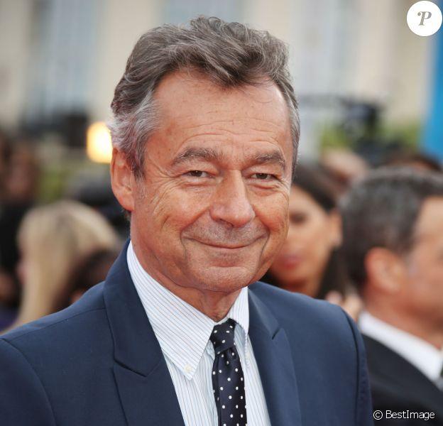 """Michel Denisot - Avant-première du film """"Everest"""" et soirée d'ouverture lors du 41e Festival du film américain de Deauville, le 4 septembre 2015."""