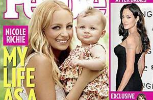 PHOTOS : Nicole Richie, pose avec sa fille... une maman magnifique et épanouie !