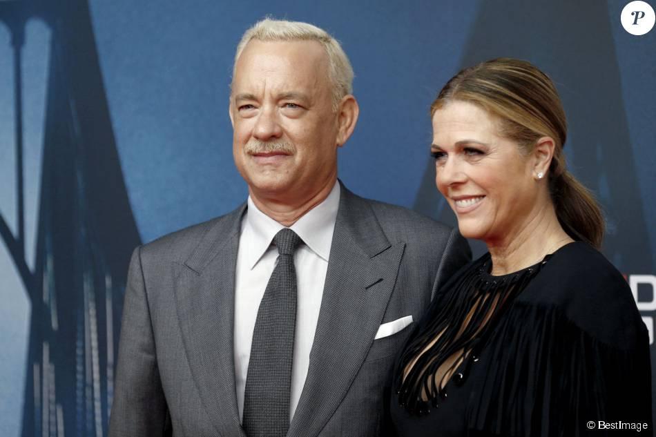 Tom Hanks Sa Femme Rita Guerie Du Cancer Il Denonce Les