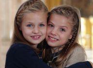 Leonor et Sofia d'Espagne : La craquante carte de voeux de Letizia et Felipe