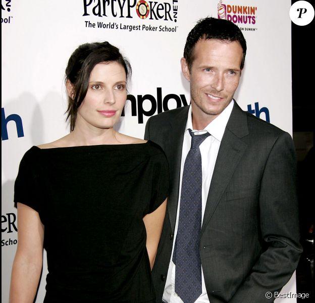 Scott Weiland et son épouse Mary lors de la première du film L'employée du mois, à Los Angeles, le 19 septembre 2006