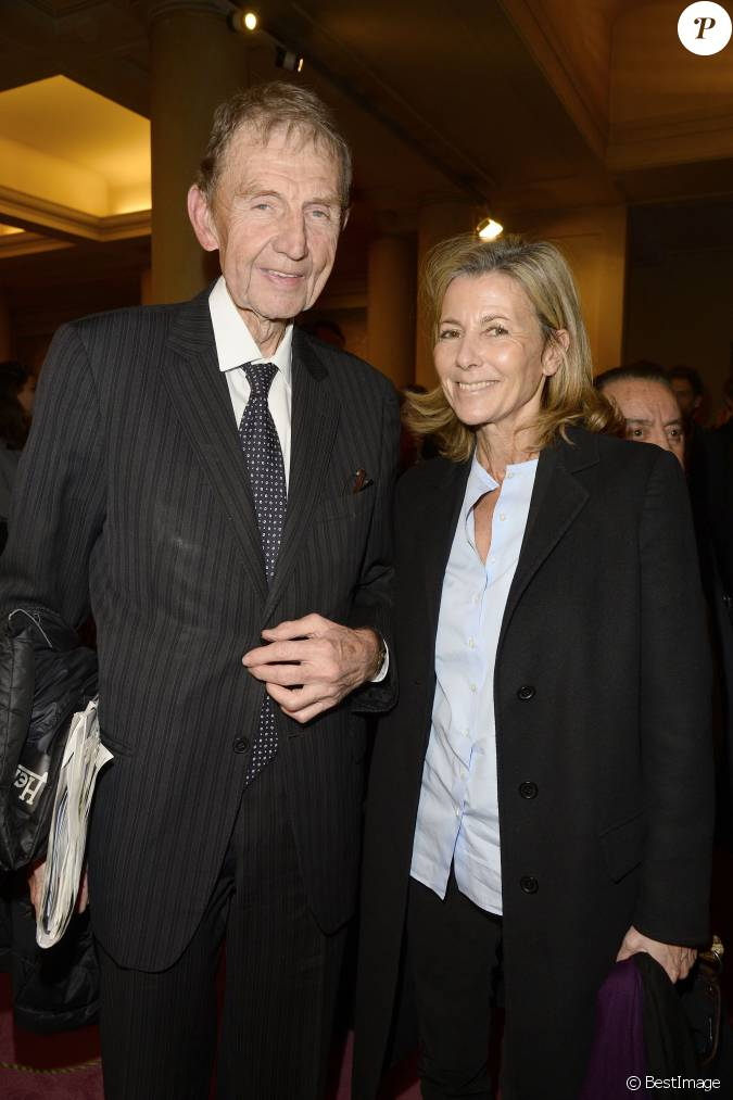 Etienne mougeotte et claire chazal concert caritatif hommage solenn au b - La maison de claire paris ...