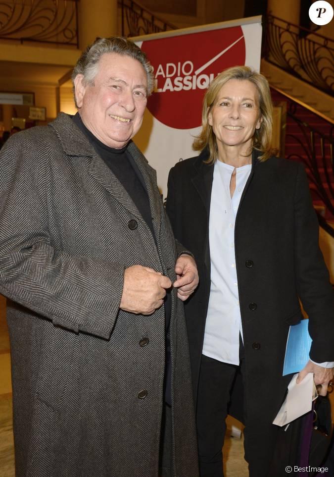Claire chazal claude griscelli concert caritatif hommage solenn au b n f - La maison de claire paris ...