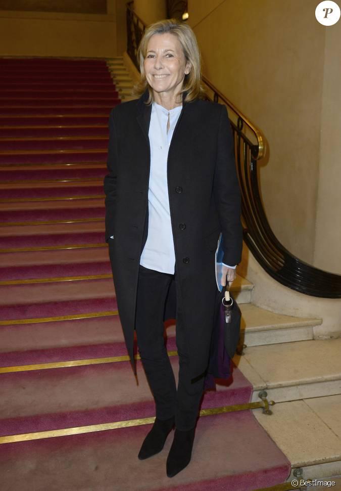 Claire chazal concert caritatif hommage solenn au b n fice de la maison d - La maison de claire paris ...
