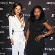 Alessandra Ambrosio, Serena Williams, Freida Pinto: Divines pour Audemars Piguet