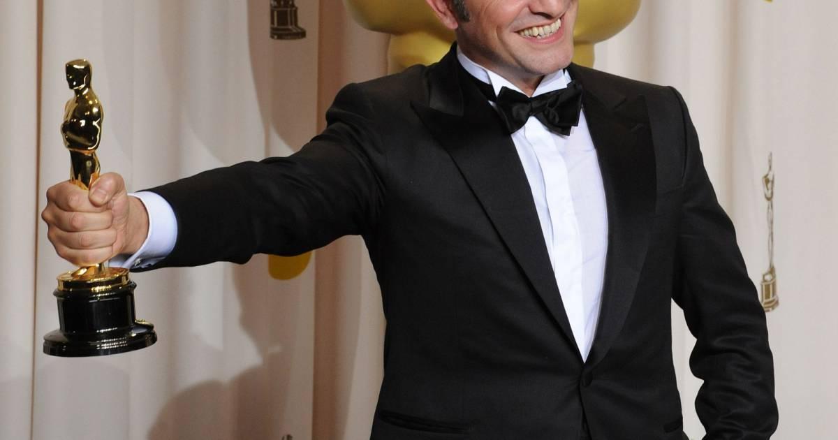 Jean dujardin en col re apr s une couverture racoleuse for Dujardin 94