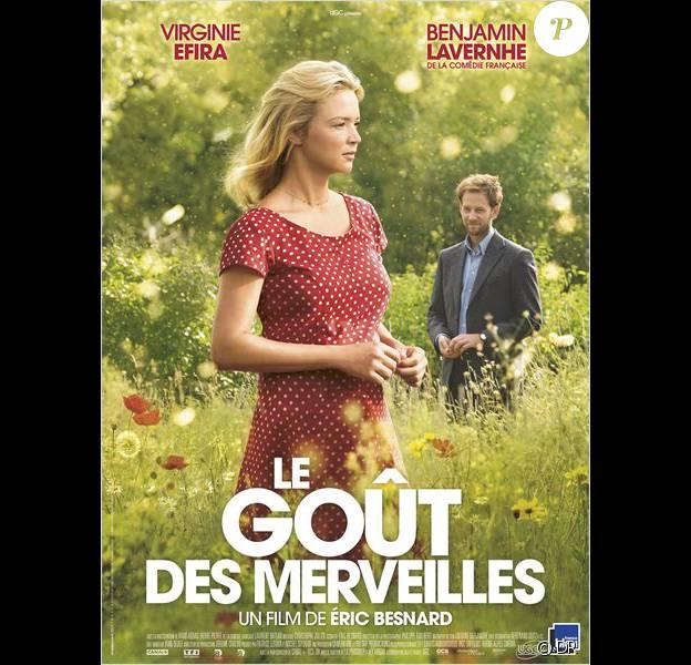 Affiche du film Le Goût des merveilles