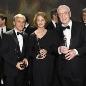 Charlotte Rampling et Christoph Waltz au sommet lors des European Film Awards