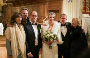 Gérard Holtz : Son fils Julien s'est marié... Les coulisses de cette belle union