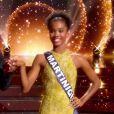 Miss Martinique - Défilé des 5 finalistes, lors de l'élection Miss France 2016 le samedi 19 décembre 2015 sur TF1