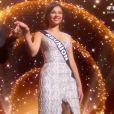 Miss Réunion - Défilé des 5 finalistes, lors de l'élection Miss France 2016 le samedi 19 décembre 2015 sur TF1