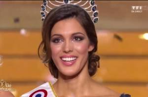Iris Mittenaere, élue Miss France 2016 : Miss Nord-Pas-de-Calais est la gagnante