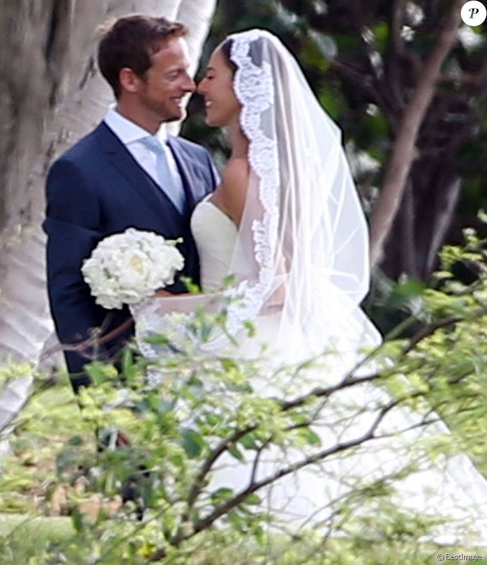jenson button et jessica michibata le divorce un an apr s le mariage. Black Bedroom Furniture Sets. Home Design Ideas