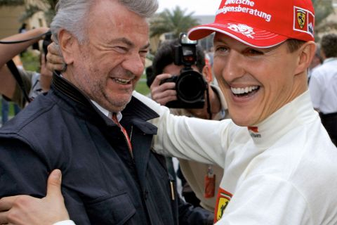 Michael Schumacher : Willi Weber, son ex-manager, charge sa femme Corinna