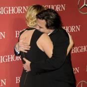 Kate Winslet dans les bras de Johnny Depp, non loin de son épouse Amber Heard