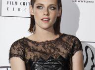 Kristen Stewart : Beauté électrique en cuir devant Alec Baldwin amoureux