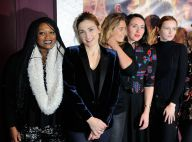 """Julie Gayet, productrice investie face à """"La Fille du patron"""" Christa Théret"""