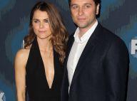 "Keri Russell enceinte de Matthew Rhys, son chéri dans la série ""The Americans"""