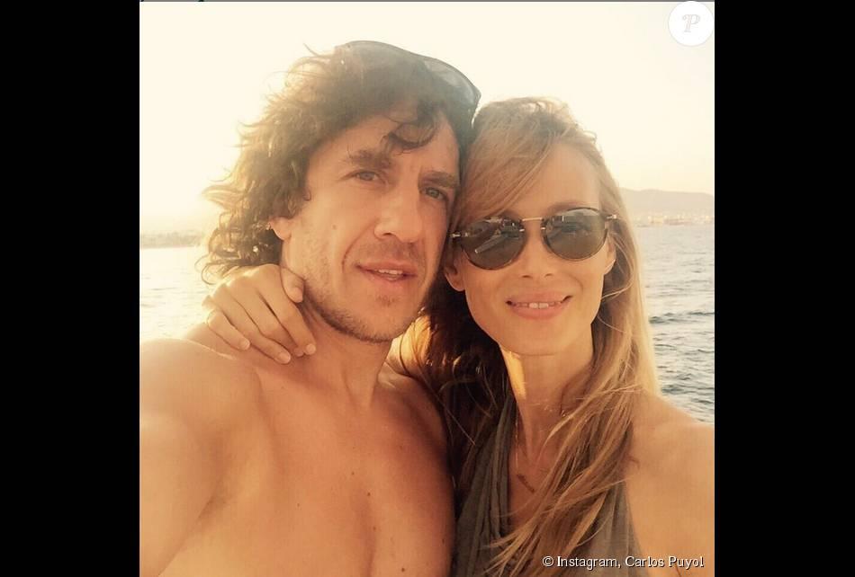 Carles Puyol et sa belle Vanesa ont annoncé le 16 juillet 2015 qu'ils allaient être de nouveau parents