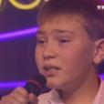 Jeff Panacloc dans l'émission Génération Balavoine, le 8 janvier 2016.