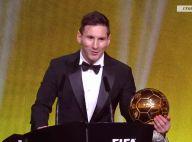 Ballon d'or 2015 : Lionel Messi sacré pour la 5e fois devant Ronaldo et Neymar