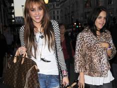 REPORTAGE PHOTOS : Miley Cyrus, découvrez sa journée de folie à Londres !