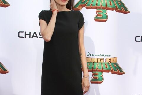 Angelina Jolie : Inquiétante maigreur devant Kate Hudson et ses deux garçons