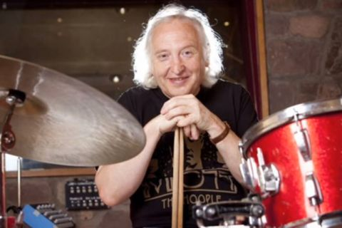 Mott the Hoople : Mort de leur batteur Dale Griffin à 67 ans