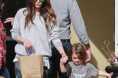Megan Fox et Brian Austin Green, réunis pour Noah malgré le divorce