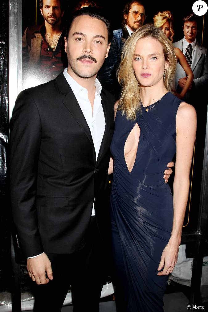 Jack Huston et sa femme Shannan Click à New York le 8 ...
