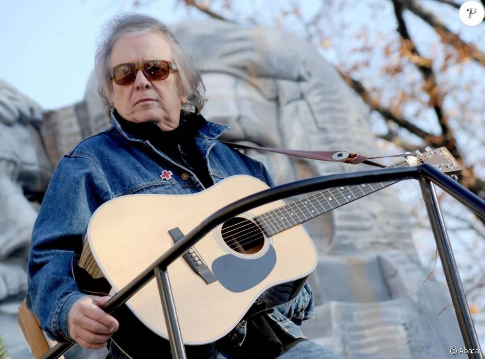 Don McLean à New York le 22 novembre 2012.