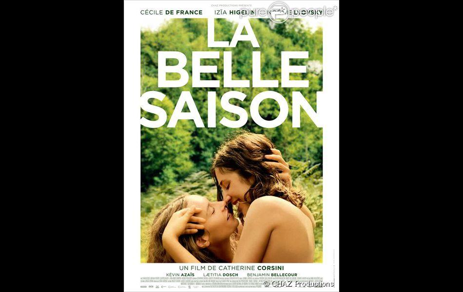 Affiche de La Belle Saison.