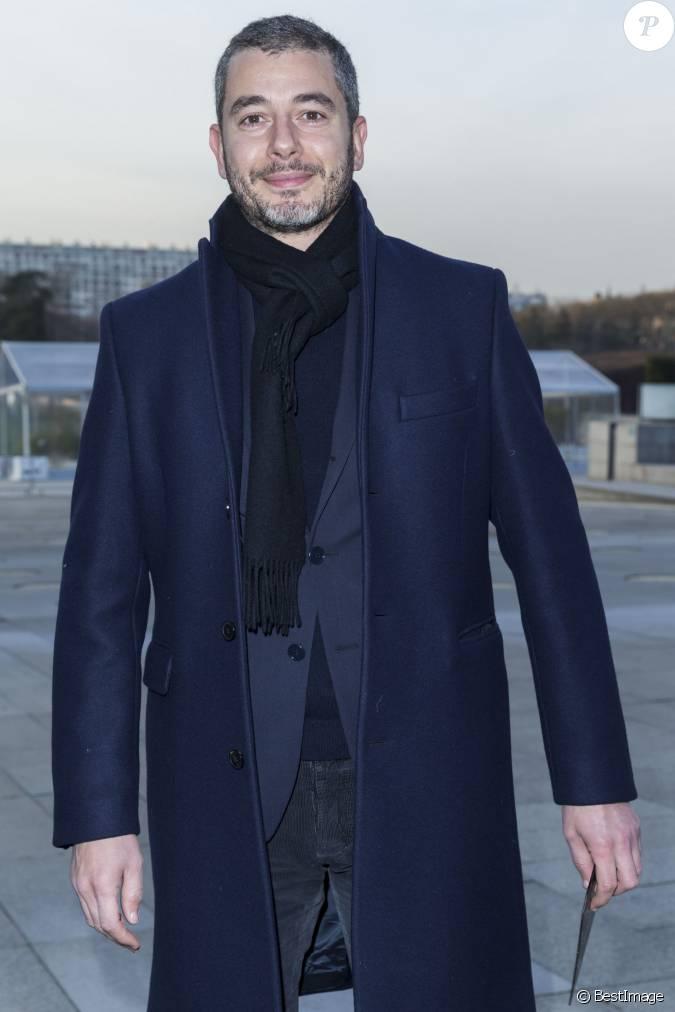 Ali baddou arriv es au d fil de mode hommes louis - Mode homme automne hiver 2017 ...