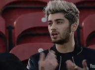 """Zayn Malik, cash avec les 1D : """"Je n'ai jamais voulu être dans le groupe"""""""