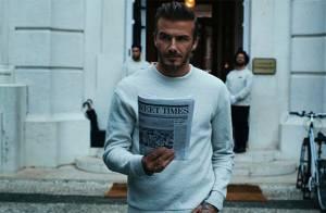David Beckham : Mannequin irrésistible, victime de son succès