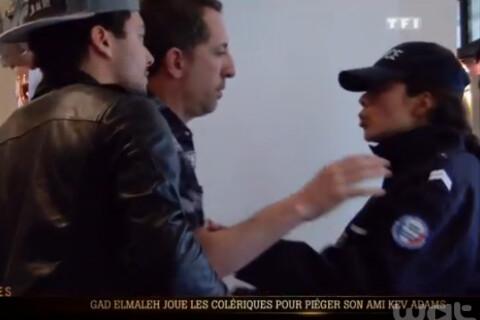 Gad Elmaleh : Crise de nerfs, bagarre... son piège grandiose à Kev Adams !