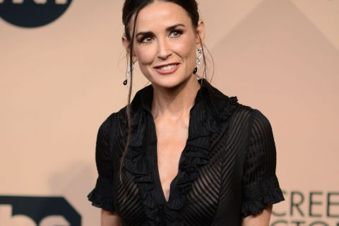 SAG Awards : Demi Moore, Kate Winslet... pluie de bombes à Hollywood