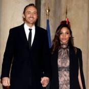 David Guetta officialise avec la belle Jessica Ledon sur le perron de l'Elysée