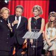Les stars chantent Edith Piaf pour Plus de Vie, le 13/10/08