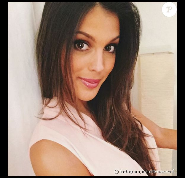 Iris Mittenaere (Miss France 2016), sublime. Février 2016.