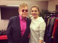 Louane Emera : Rencontre avec Elton John qui la trouve fabuleuse !