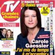 TV Grandes Chaînes  - édition du lundi 8 février 2016.